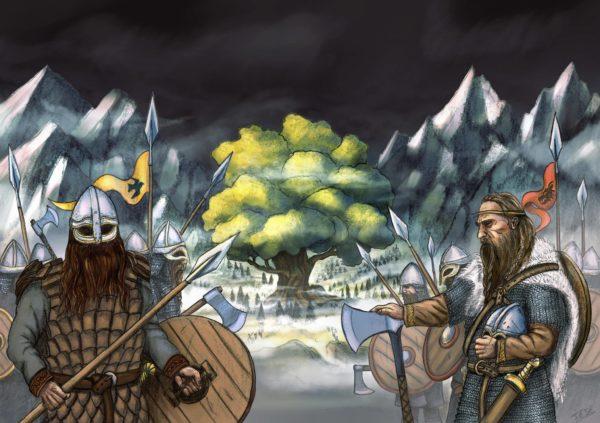 Yggdrasil image thème
