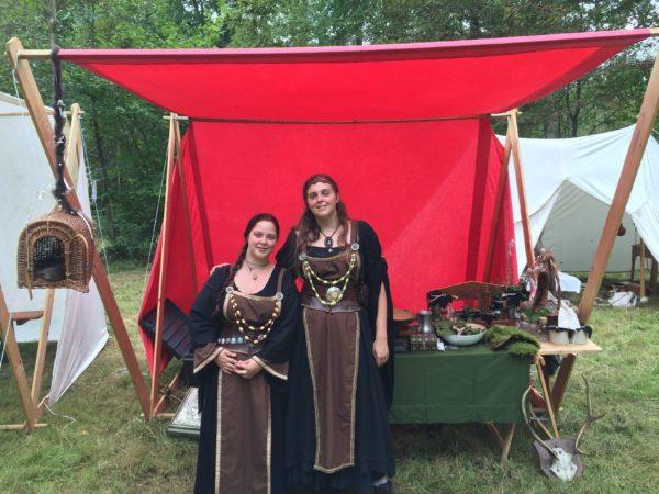 Création - Costume Femme Viking