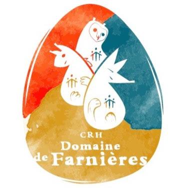 Le site - logo du CRH Domaine de Farnières