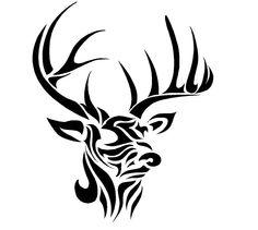 Le cerf, symbole de Hel