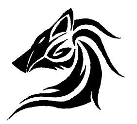 Le loup, le symbole de Jörd
